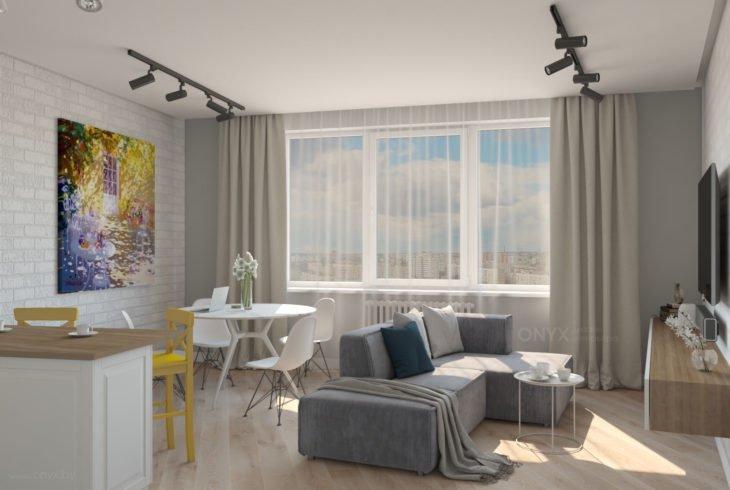 Дизайн квартиры «Легкость бытия»