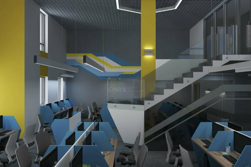 Офис в современном стиле