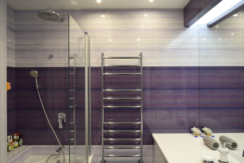 Дизайн ванной реализация